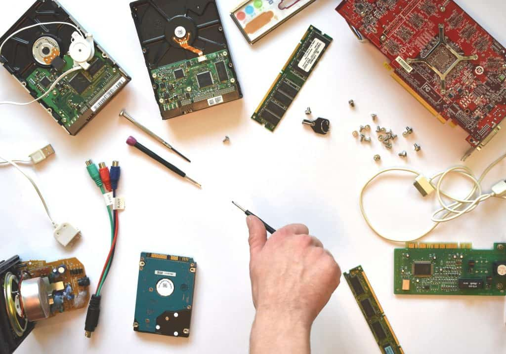 system hardware