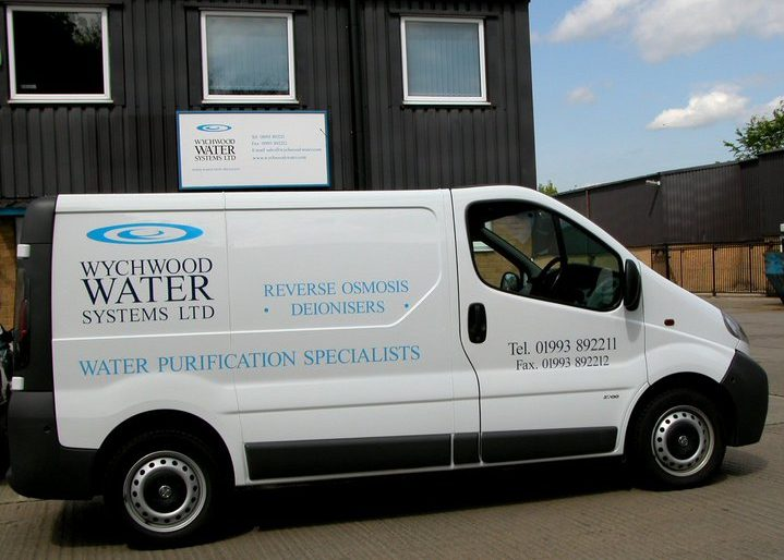 servicing of water purification systems